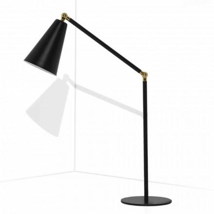 Lampă de masă modernă cu structură metalică Made in Italy - Zaira