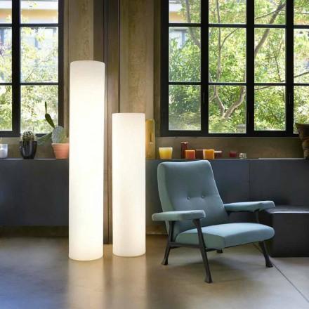 Slide Fluo lampă cilindrică din Italia
