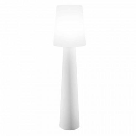 Lampă de podea cu design colorat Led, Solar sau E27 pentru exterior și interior - Fungostar