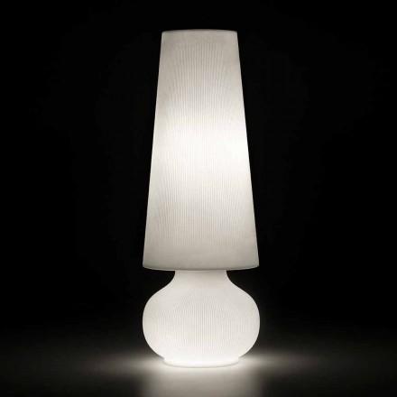Lampă de podea pentru exterior cu structură din polietilenă Made in Italy - Desmond