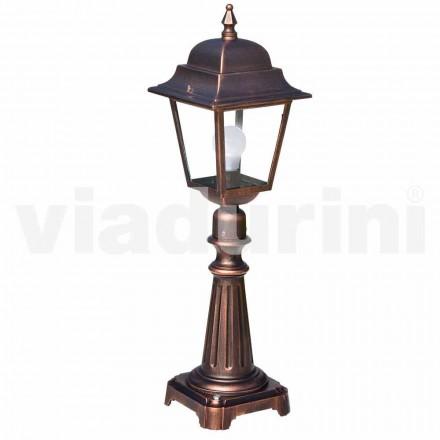 Lampă de exterior din aluminiu, produsă în Italia, Aquilina