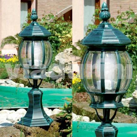 Lampă pentru podele de gradina realizată din aluminiu, produsă în Italia, Anika