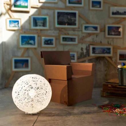 Lampa de podea design modern Mady 48xH 52cm diametru, made in Italy