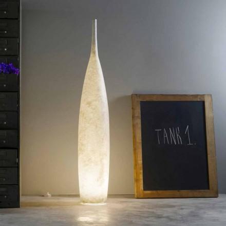 Design modern H142cm lampă de podea In-es.artdesign Rezervor 1 colorat