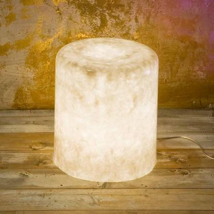 Lampa de podea cu nebulit In-es.artdesign Design Bin F Nebuloasa