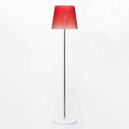 Lampadare proiectare 42 cm diametru policarbonat Rania