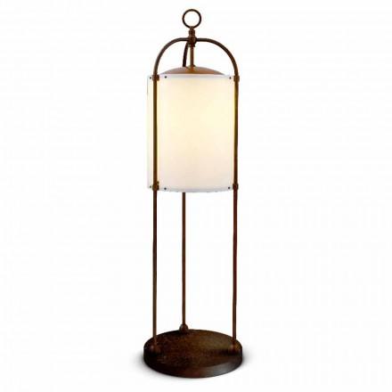 Lampa de podea pentru alamă în aer liber Pitosforo