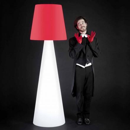 Slide Pivot design lampă albă, fabricată în Italia