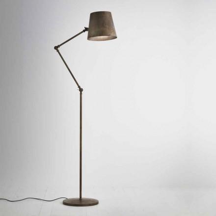 lampa de podea reglabil stil industrial Reporter Il Fanale