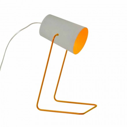 Lampa de proiectare a tabelului In-es.artdesign Efectul de vopsea T
