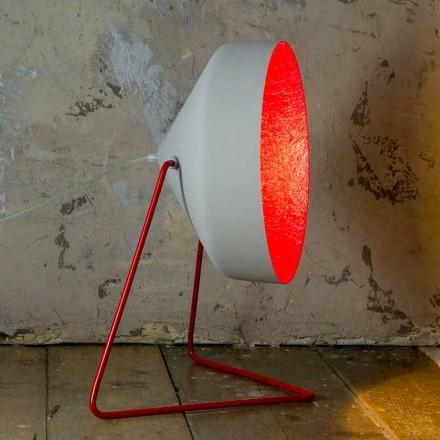 Lampă de podea de proiectare In-es.artdesign Cyrcus F Beton pictat