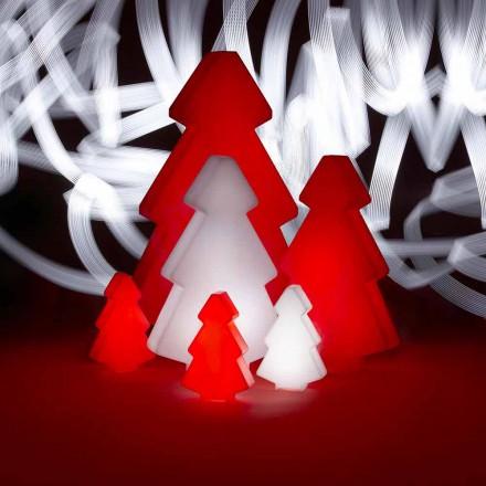Lampa decorativa exterioara Slide Lightree Pomul de Craciun realizat in Italia
