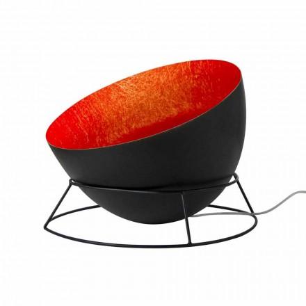 Otel si nebulit lampa de podea In-es.artdesign H2o F colorat