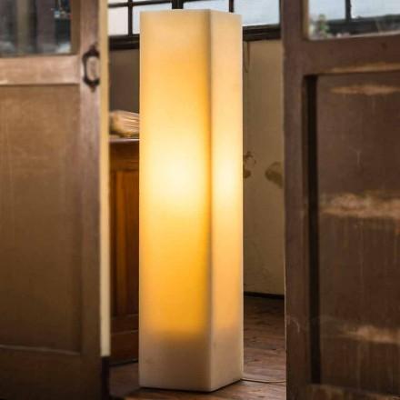 Lampă de ceară cu efect ridicat ridicat și realizată în design din Italia - Dalila