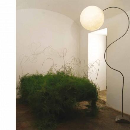 Lampa de podea nebulita moderna in-es.artdesign Luna H210cm