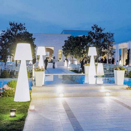 Lampa de iluminat de podea alb prezentat în Italia