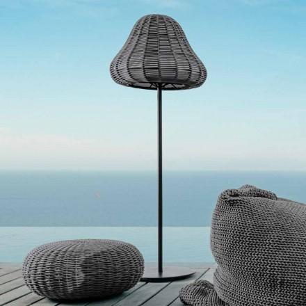 Lampa de podea cu design modern, Jackie de Talenti, din cordon sintetic