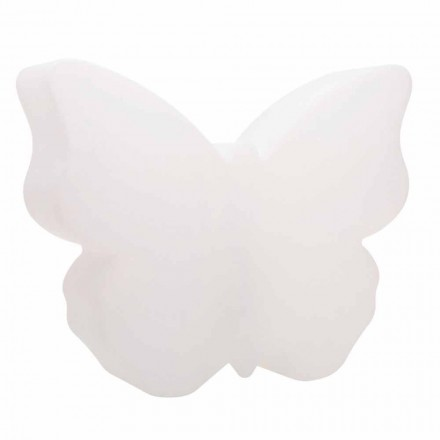 Lampă de masă sau de podea pentru interior sau exterior, fluture alb - Farfallastar