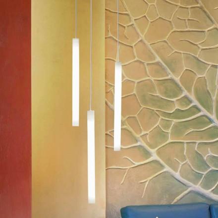 Hanging Flux Lampă de proiectare agățată în metacrilat