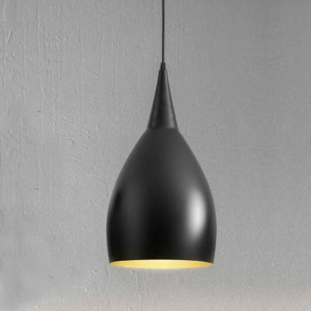 Lampa suspendată modernă din aluminiu, fabricată în Italia - Cappadocia Aldo Bernardi