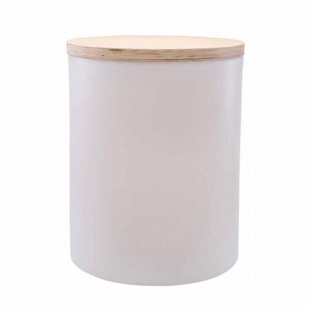 Lampă de masă pentru design exterior sau interior cu Led, Solar sau E27 - Tamburostar