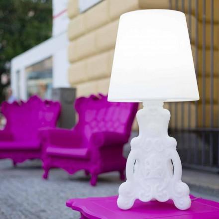 Slide Lady of Love lampă de masă cu design luminos realizată în Italia