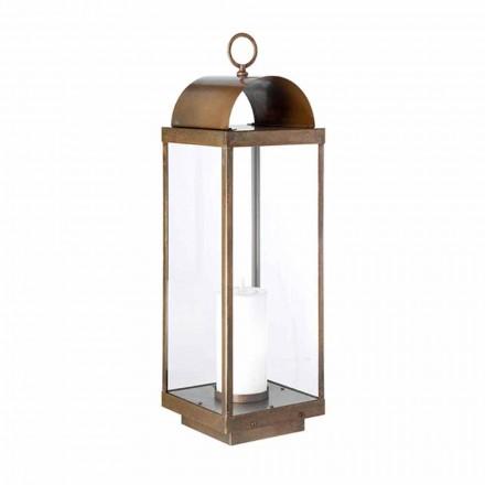 lumânare Lantern de la sol cu grădină Il Fanale
