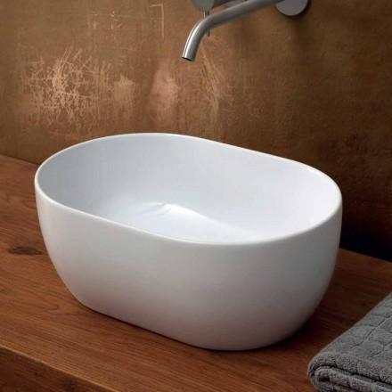 Lavoar 45x32cm blatul de ceramica Italia Steaua a făcut, design modern