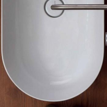 70x35cm Lavoar din ceramica Italia Steaua a făcut, design modern