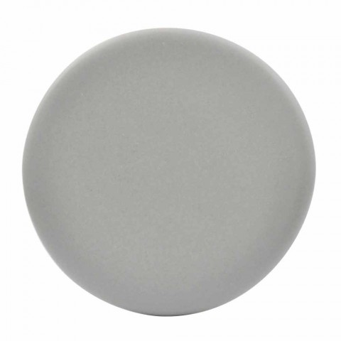 Șapcă de ceramică de 70x35cm din Italia, design modern