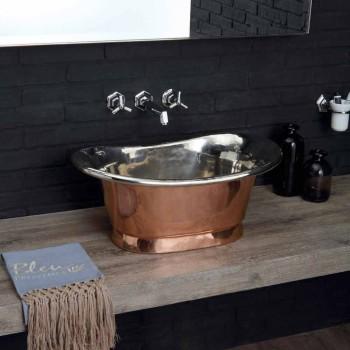 baie Chiuvetă pentru suport de cupru și tinplate Cala