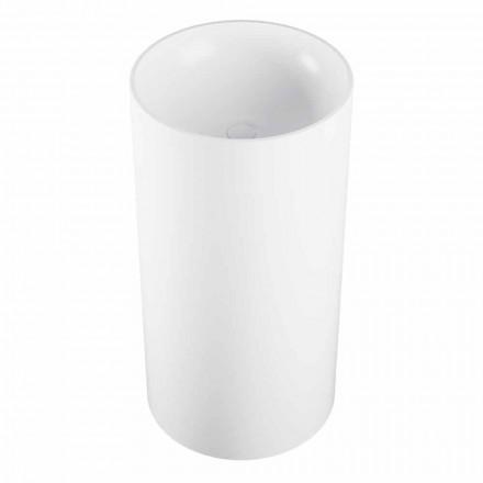 Cisternă cilindrică pentru podea, fabricată în Italia, Rumo