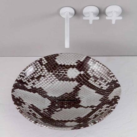 Blat de ceramica designer din Italia Animale