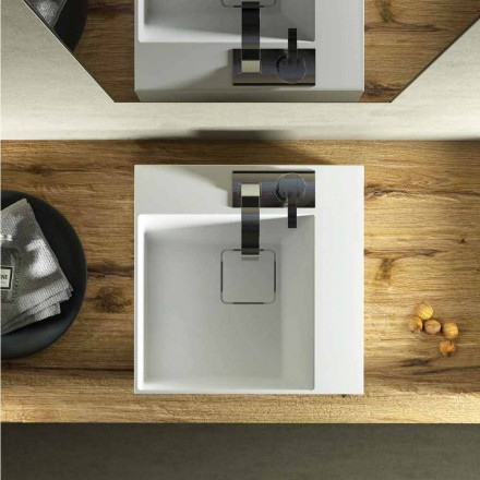 Designul modern al chiuvetei pardoselilor din Italia, Lavis