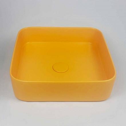 Lavoar de blat din ceramică de design modern realizat în Italia - Dable