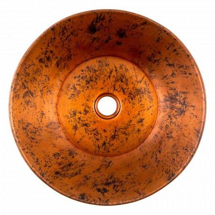 Rotundă manuală din cupru, Palosco