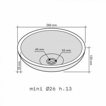 Robinet de toaletă rotundă din Sula onyx