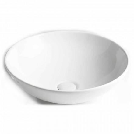 Lavoar din ceramică cu blat fabricat în Italia - Pimpi