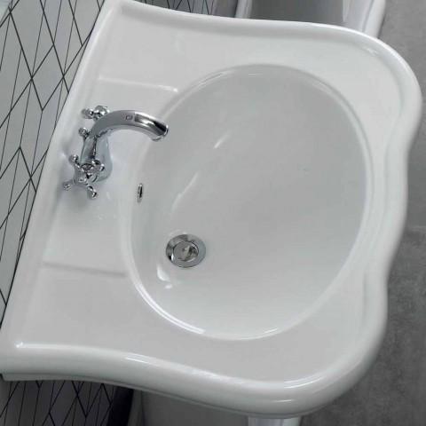 WC cu perete sau cu coloană ceramică L70cm fabricat în Italia Avise