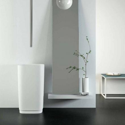 Proiectat chiuvetă circulară independentă din Italia, Lallio