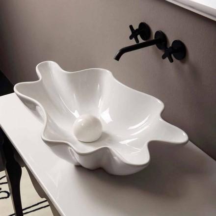 Blat de spălare din ceramică modernă realizat în Italia Rayan