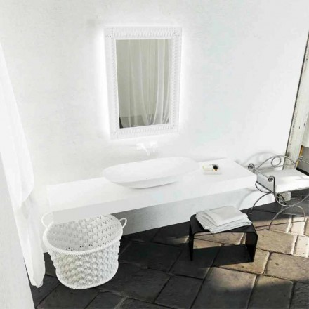Design modern, chiuveta Taormina Maxi din Italia