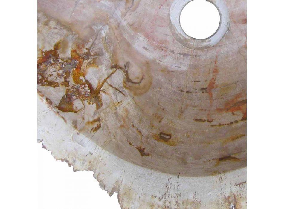 Lavoar din lemn Fossil Numarator Goa o singură bucată
