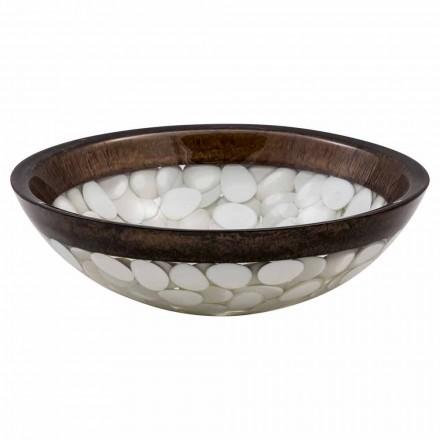 Cisternă circulară de mână din rășină, Buguggiate