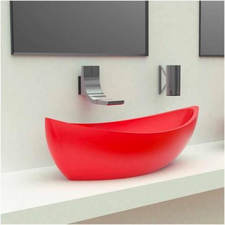 Sashimi fabricat în Italia chiuveta de design solid de suprafață