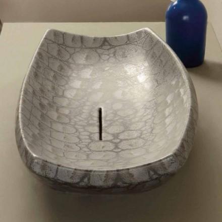 Laura proiecta chiuveta ceramica din Italia
