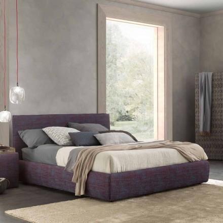 Pat matrimonial modern, cu pat pentru pat, Gaya New de Bolzan