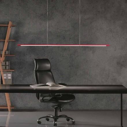 Leucos Volta lampă suspensii reglabile 360 ° cu atingere dimmer