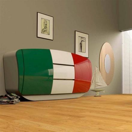 Designer de bord modern construit în întregime în Italia Boom