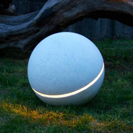iluminat marmura condus de forma sfere cu 1 Sphera slit